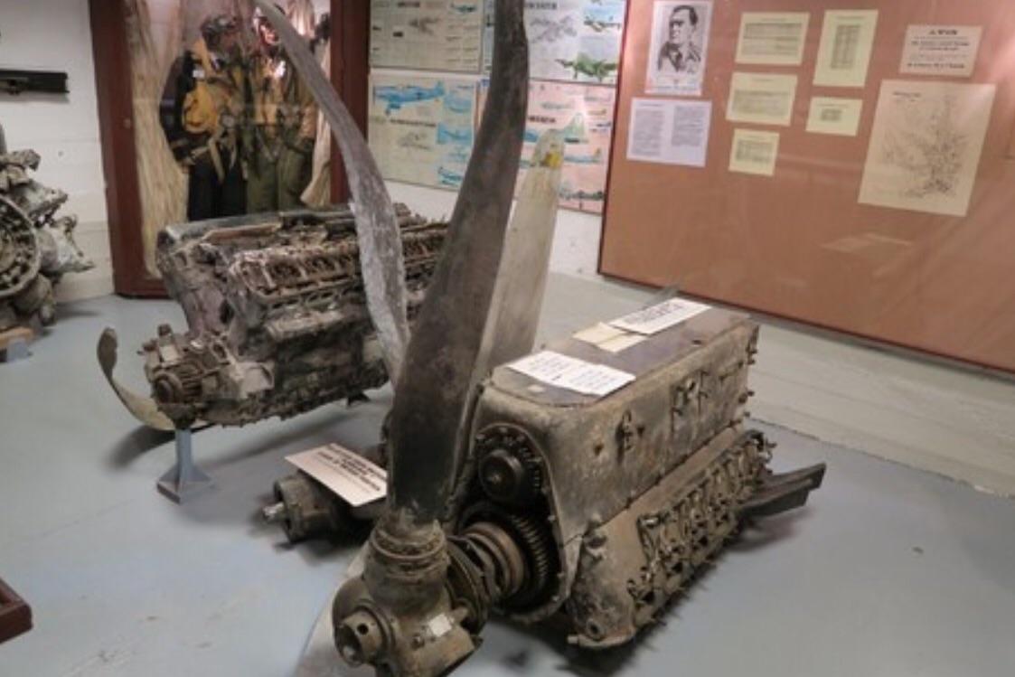Second World War Museum (Musee de la Guerre)