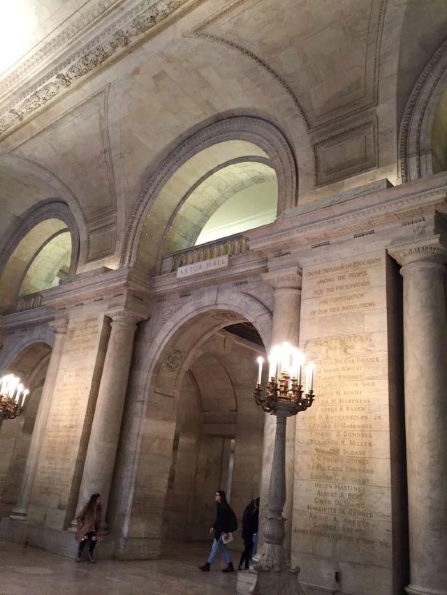 紐約公共圖書館
