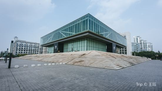 Shanghai Pudong Exhibition Hall