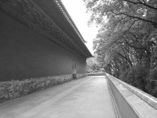 中山陵園風景區