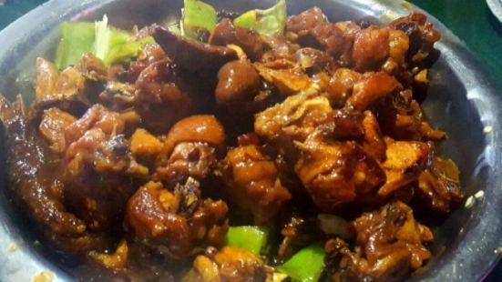 十裡香炒雞