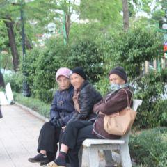 쩐꾸옥 사원 여행 사진