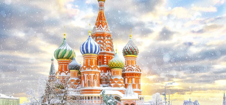 The Cathedral of Vasily the Blessed1