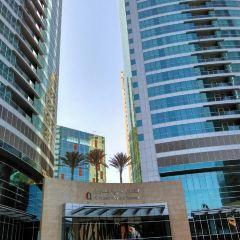 두바이 마리나 여행 사진