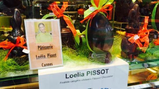 Pâtisserie Loelia Pissot