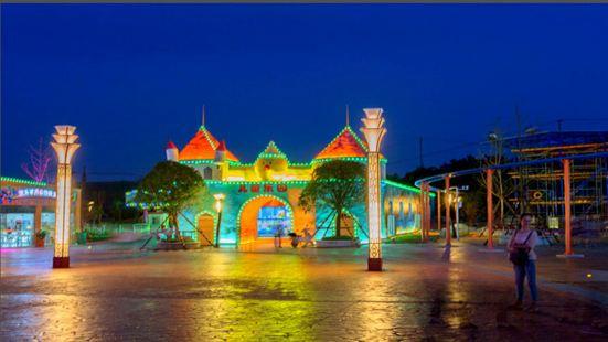 荊門歡樂世界遊樂園