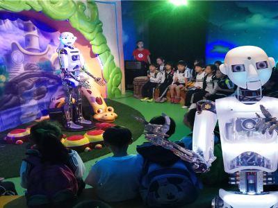 ROBO 플래닛 로봇 테마 파크