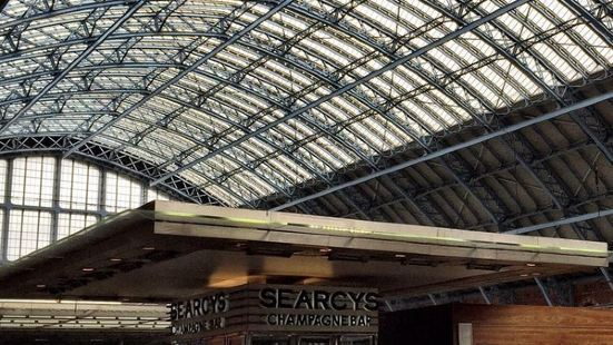 Searcys St Pancras Restaurant & Bar