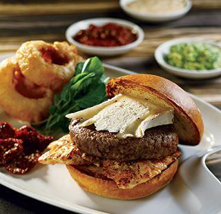 Tender Steak and Seafood