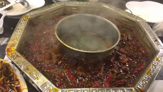 Qin Ma Hot pot (Shang Qing Temple)