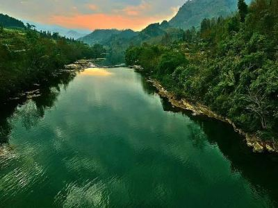 黔南蛤蚌河