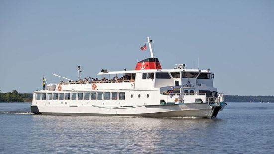 Birka cruise sightseeing