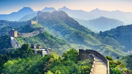 Jinshanling Great Wall (Beijing section)