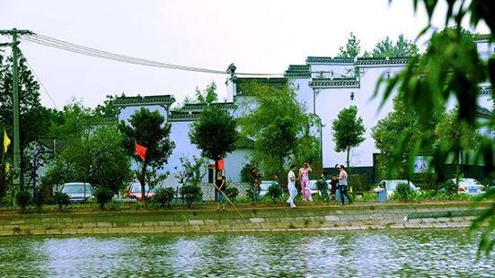 """""""Yaochi Ecological Tour"""" scenery belt"""