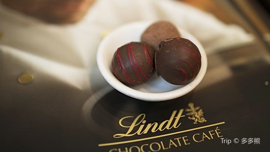 Lindt Chocolate Cafe(CBD)