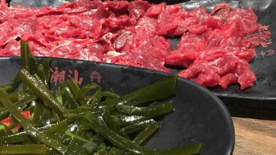 老潮汕牛火鍋