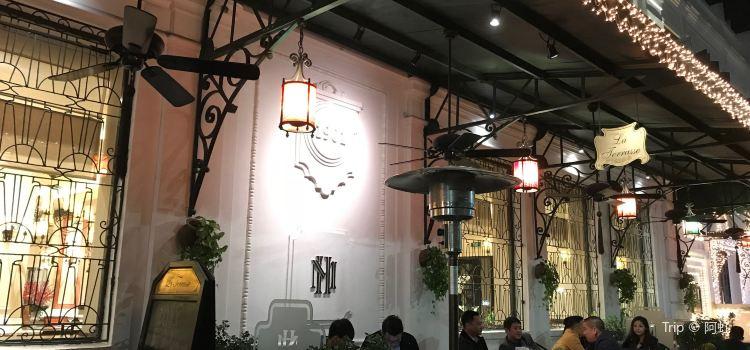 Quán Cafe La Terrasse du Metropole3