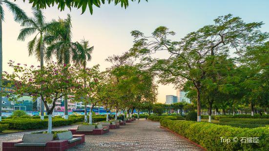 Zhonglou Park