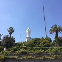 Virgen Cerro San Cristobal User Photo