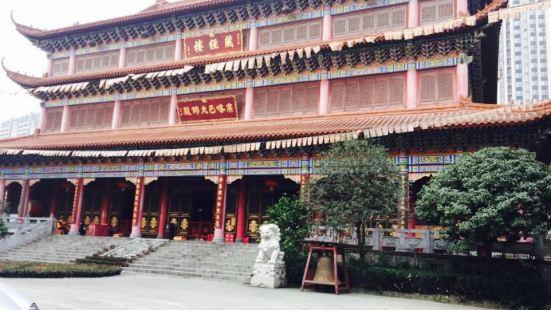 Gu Jinci Temple