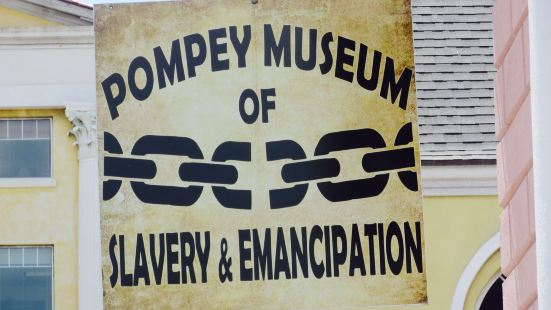 Pompey Museum of Slavery & Emancipation
