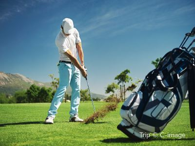 湖南桃花源國際高爾夫俱樂部