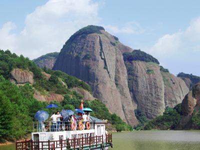 漢仙湖十裡畫廊景區