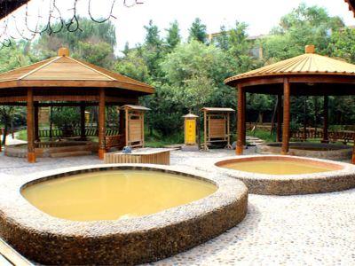 新盈泰生態溫泉度假村