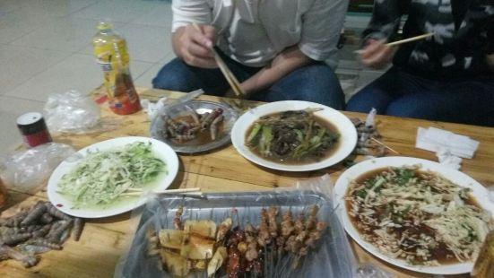 北京手撕烤鴨