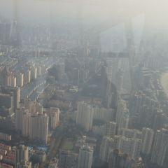 상하이 세계금융센터 여행 사진