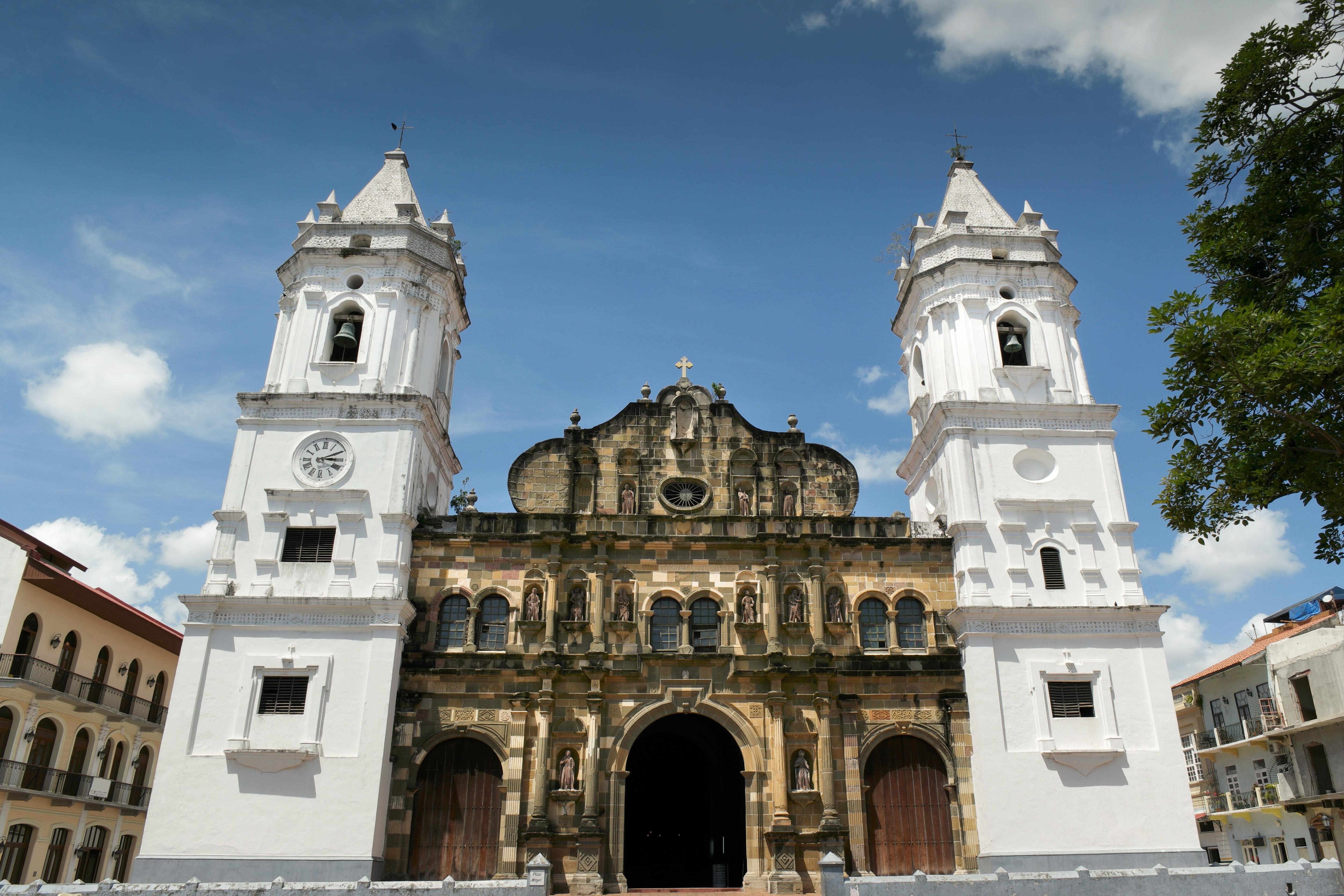 Casco Viejo老城區