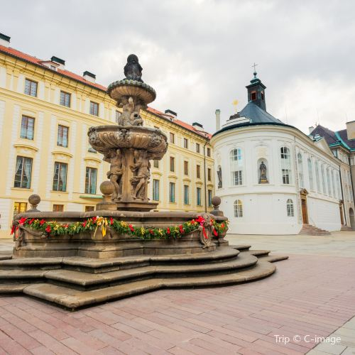 Prague Castle Picture Gallery