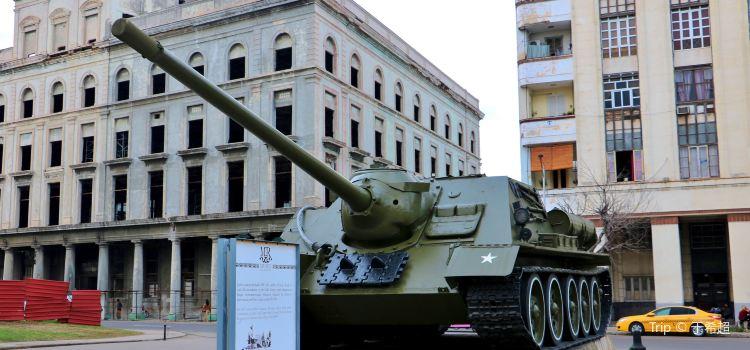 Presidential Palace Museo de la Revolucion1