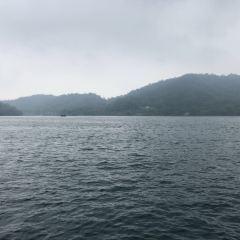 차우피어 일출장소 여행 사진