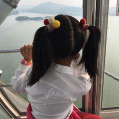 타이후즈싱(태호지성) 관람차 여행 사진