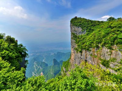 天門山国家森林公園