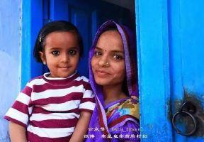 你知道為何印度人將整座城市都刷藍?