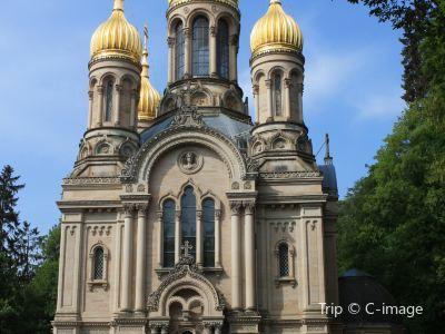 威斯巴登俄羅斯教堂
