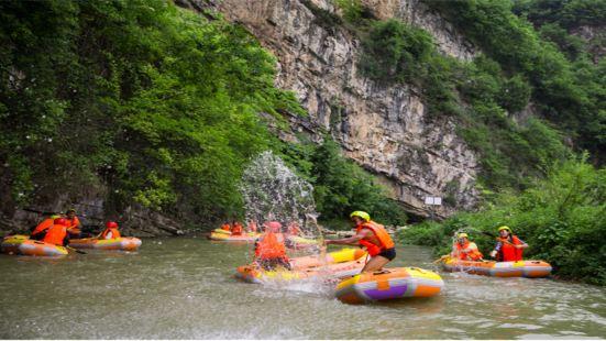 木寨大峽谷漂流