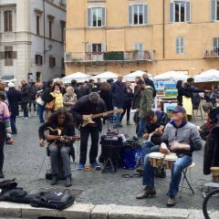 ナヴォーナ広場のユーザー投稿写真