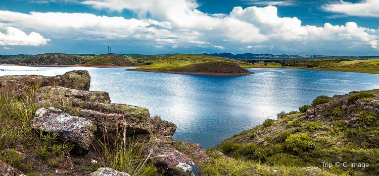 察爾湖旅遊區