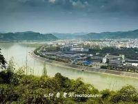 閬中古城:中國四大古城之風水古城