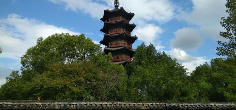 延慶寺塔2