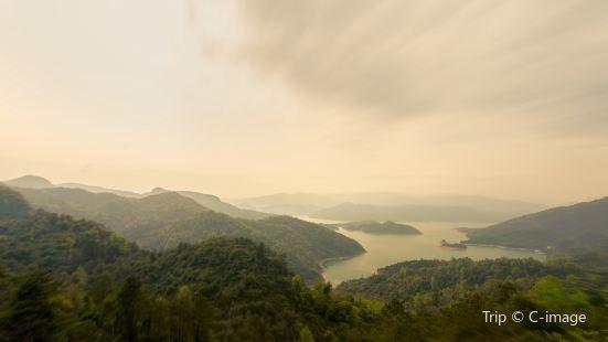 Ruyuan Nanshuihu National Wetland Park