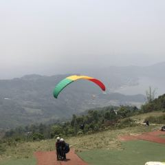 Cumulus Clouds Nepal Paragliding User Photo