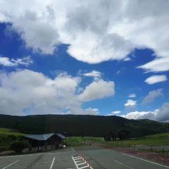 아소산 나카타케 화구 여행 사진