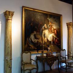 비아나 궁전 여행 사진
