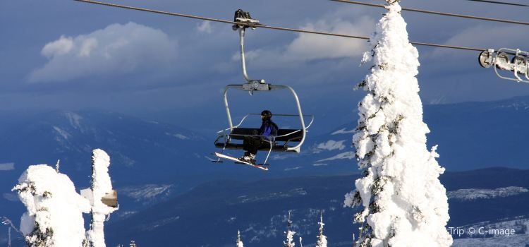 Silver Star Mountain Resort1