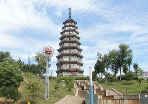 Kaiyuan Tower Park