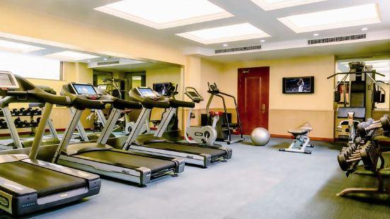 杭州馬可波羅假日酒店健身中心